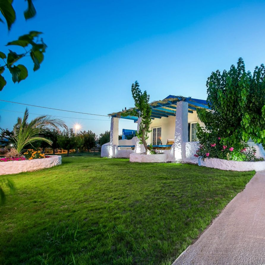 faliraki blue villa