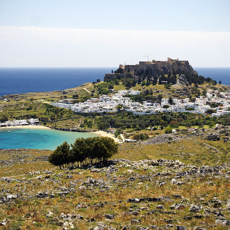 Accommodation Category: <span>Lindos</span>