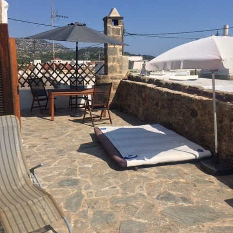Roof Top Terrace Arch House Malonas