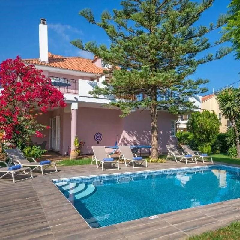 Anna's Brilliant Villa In Ialysos